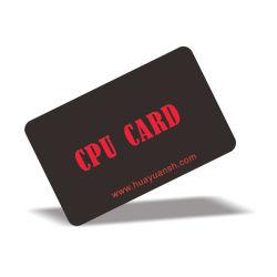 Customized 32K bytes FM12CD32 Interface Dual CPU Java Card RFID Smart Card