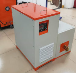 L'UF-30KW fréquence Ultrahigh Machine de chauffage par induction