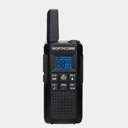 Frs PMR446 SRMG avec ce mini Certeificate FAC exempte de licence radio à deux voies de talkie walkie