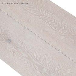 Roble europeo, de color blanco brillante, pisos, azulejos, suelos laminados, suelos de parquet de instrumentos, Piso, pisos de madera maciza, 8mm/10mm/12mm/15mm/20mm