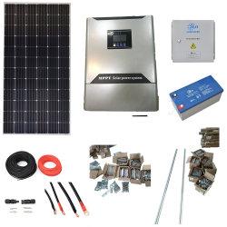 Casa de elevada qualidade de Energia Solar System 10kw Conjunto Completo, painel solar com preço barato