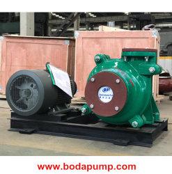 Économies d'énergie de l'essence de la pompe centrifuge de produits chimiques de lisier