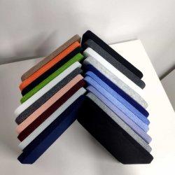 Schallabsorbierende 9mm Polyester Akustikplatte für Dekoration