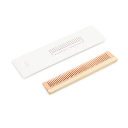De Plastic Vrije & Biologisch afbreekbare Kam van 100%, Tandenborstel, Douche GLB, Katoenen Knoppen, Belevingswaarde van het Hotel van het Document de Verpakkende