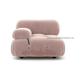 Designer Wohnzimmer Kostenlose Kombination Camaleonda Bellini Stoff Sofa