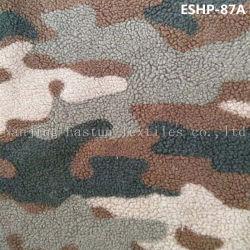 100%年のポリエステルジャカードのどのSherpaの毛皮Eshp-87A