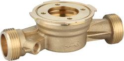 Прочный латунный корпус//корпус дозатора воды /тепла сертификации дозатора OEM/ODM латунный корпус a. 02770