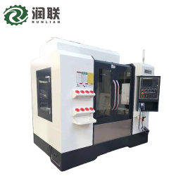 기계 부품용 핫 세일즈 수직 CNC 기계 가공 센터