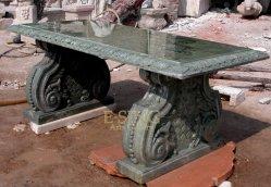 야외 서양식 앤틱 디자인 정원 장식 조각된 자연석 도매 판매 대리석