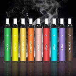 1000 ماسات صغيرة الحجم قابلة للاستخدام قلم Vape، السجائر الإلكترونية OEM سعر الجملة للمصنع