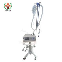 Sy-Hfnc equipamentos hospitalares Hfnc alto fluxo respiratório aquecido Humidificadores cânula nasal Oxigenoterapia a máquina