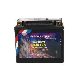 12s pacchetto ricaricabile della batteria di ione di litio del dispositivo d'avviamento 12V 8ah CCA450A di salto della batteria del motore LiFePO4 con protezione di tensione di BMS