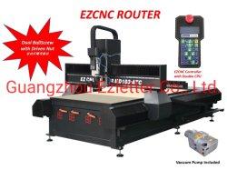 Ezletter Ce/SGS Ball-Screw approuvé de la transmission de signes de gravure La série MD défonceuse à bois à commande numérique de la machine (MD103ATC)