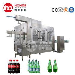 Cold Filling and Labeling Device voor het mengsel van carbonic acid gas
