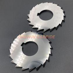 Gw - carbure de tungstène et les outils à main de refendage de lame de scie de coupe