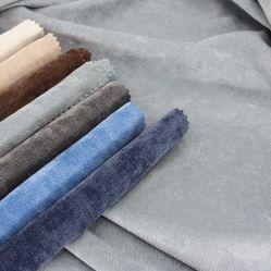 Tissu polyester canapé de la sellerie tissu Jacquard Textile pour un canapé-meubles