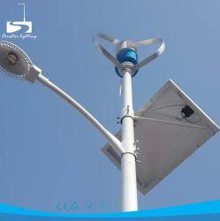 120W Straatlantaarn van de poly LEIDENE van de Cel van het Comité Photovoltaic de ZonneTurbine van de Wind