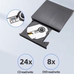 DVD-RW esterno mobile