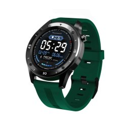 Shenzhen Watch NFC Factory Großhändler F20 Green Temperature Smart Armband Band Silikon-Armband Bluetooth Health Track für Smartphones