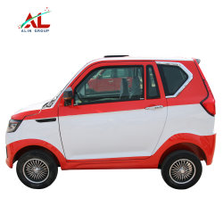 Четыре колеса Электромобиль Smart электрический мини-Car для продажи