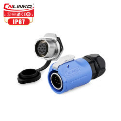 Alta qualità Waterproof Receptacle/Weather Tight Connectors con noi Standard