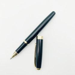 クリップ企業幹部の速い執筆金属のボールペン