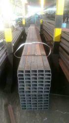 ASTM A500 Gr. Brectangulaireen acier sans soudure/FR10210 SeamlesssteelSquare /Section/tuyau creux