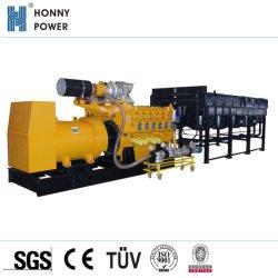 Le gaz de 1 MW de multiples ensembles parallèle au générateur de 50 MW
