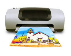 영원한 자석 잉크 제트 인쇄할 수 있는 광택이 없는 사진 종이