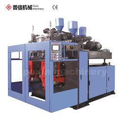 China-automatisches HDPE-PET Plastikflaschen-Spielzeug, das Hersteller-Gebläse-durchbrennenstrangpresßling-Blasformen-formenmaschine herstellt