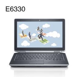 Il disegno attraente 2021 del DLL E-6330 computer portatili del taccuino da 15 pollici ha rinnovato il calcolatore ad alto livello di memoria I7 utilizzato
