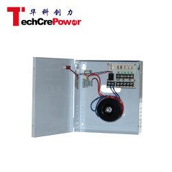 Ininterrumpida universal 24 V CA Fuente de alimentación Fuente de alimentación lineal CCTV