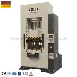 Pressa meccanica idraulica del macchinario caldo freddo di pezzo fucinato del metallo servo