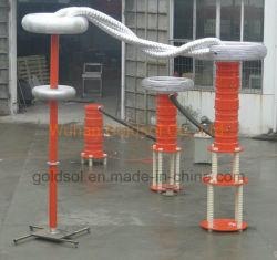 Teste de ressonância da série de frequência variável definida para a Cable & Gis Sistema de Teste