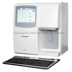 Hematología sangre Fully-Automatic Analyzer El analizador de conteo sanguíneo completo