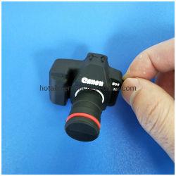 Lecteur Flash USB personnalisé pour appareil photo reflex Mini caméra PVC Lecteur Flash USB Promoyinal Cadeaux