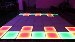 Haut de la qualité Bar interactif DMX colorés mariage decoration de tuiles de plancher de danse à LED