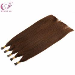 Extension de cheveux humaines naturelles Stick Je-Tip Remy Hair