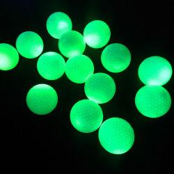 주문 로고를 가진 도매 사례 LED 골프 공