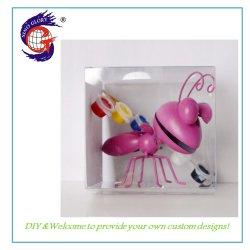Venta directa de china de la mariposa de metal de bricolaje decoración artesanal de escritorio de regalo