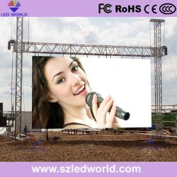 屋内/Video Wall Advertizing Outside (P2 P2.5 P3 P3.91 P4 P5 P4.81 P5.95 P6 P6.25 P8 P10)のためのOutdoor Rental LED Display Screen Panel