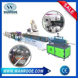 PP/PE PVC ABS 코팅 압출기 플라스틱 코팅 강철 파이프 기계