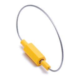 De zelfsluitende Kabel van de Draad bindt de Plastic Verzegelende Strook van de Veiligheid (tcs250-2)