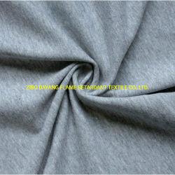 면/폴리에스테르 팩토리 제작 150gsm/인터록/고리형 직물/ 더블 플리스/난연성/방수/정전기 방지 저지 패브릭과 오코텍스 100