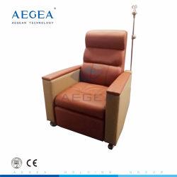 AG-TC003 Ce ISO утвердил ЭБУ системы впрыска для пациентов больницы с откидной спинкой медицинских используется вливание стулья