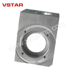 De mecanizado CNC no estándar diseñado parte de acero inoxidable 304 316