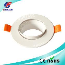 GU10 Gu5.3 2,5 pouces LED spot plafonnier Downlight Dispositif de montage rond