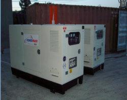 Ce и сертифицирована ISO 30квт дизельных генераторных установках