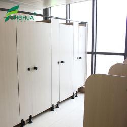 Популярные водонепроницаемый государственного сегмента в ванной комнате ванная комната HPL туалет шкафы управления системой