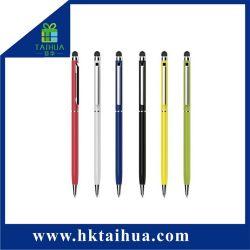 Professional Multi stylo à bille de métal de couleur active avec imprimé le logo de marque